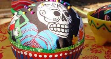 Salsa Bowl Pin Cushion