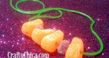 Chubby Girl Delight: Candy Necklace