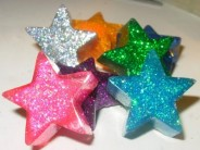 Shiny stars, just because