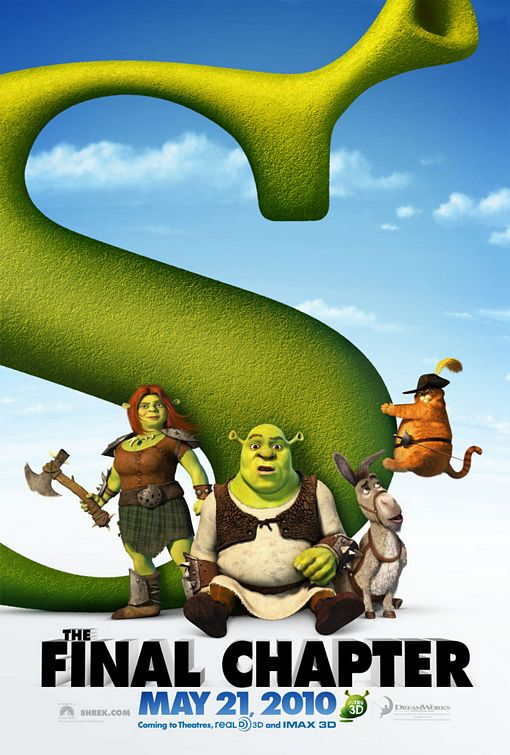 Shrek sex 3d
