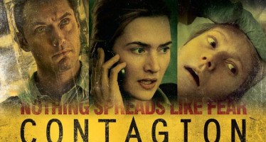 MOVIE REVIEW: Contagion (and a giveaway!)
