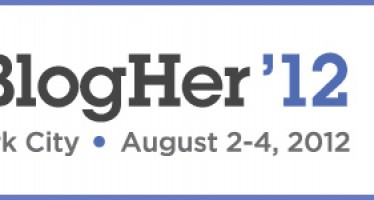 I'm coming to New York City for #BlogHer12!
