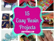15 Easy Resin Projects
