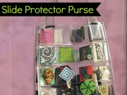 Slide Protector Purse