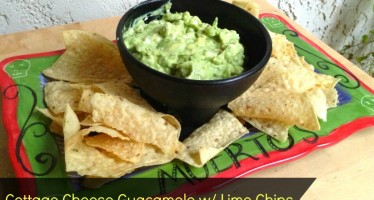 Cottage Cheese Guacamole