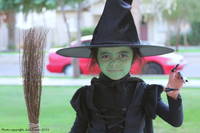 Witch Makeup For Kids - Makeup Daily