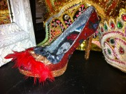 Mardi Gras Muses Shoes