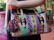 Aztec-inspired Derin Bag