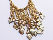 Golden Milagro Necklace
