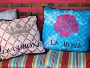 Make Your Own Loteria PIllow