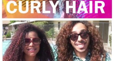 Summer Tips for Curly Hair