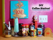 DIY Coffee Station