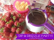Dip N Drizzle Party