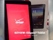 REVIEW: Ellipsis7 Tablet by Verizon