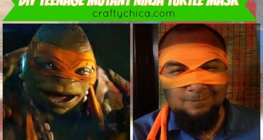 Teenage Mutant Ninja Turtle T-shirt Masks