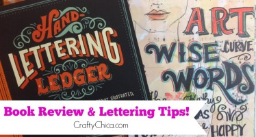 Happy Lefthanders Day + Lettering Tips!