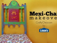 Mexi-Chair Makeover