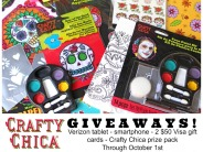 @CraftyChica at Michaels: Giveaways Galore! #CraftyChicaTour