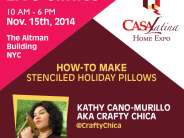 NYC: Come see me at The Casa Latina Home Expo!