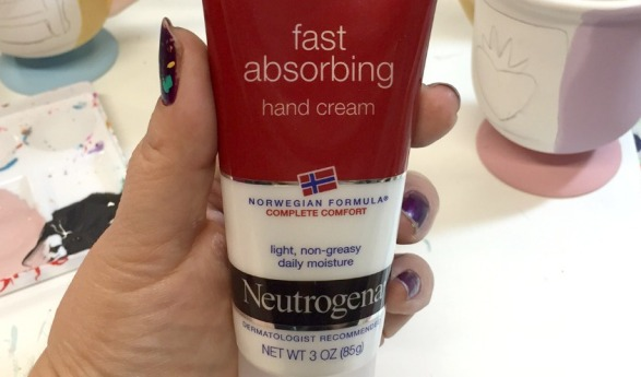 How to cure dry, crafty hands! #NeutrogenaBelleza