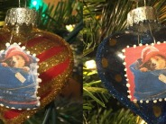 DIY Paddington Ornaments #PaddingtonMovie
