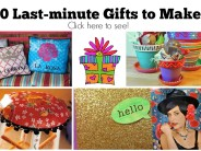 10 Last-minute Gifts to Make
