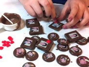 Edible Photo Chocolates DIY