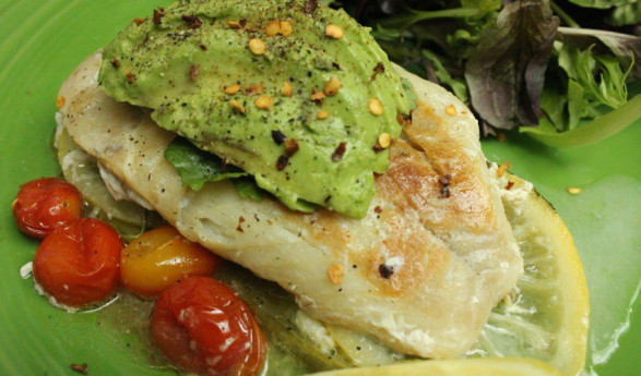 No-guilt steamed fish – 2 Ways!