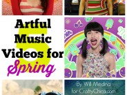 5 Artful Music Videos for Spring