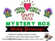Weekly Mystery Box GIVEAWAY!