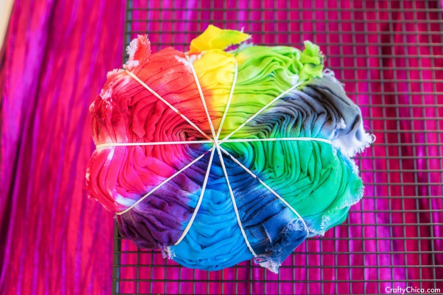 Tie Dye Techniques To Try The Crafty Chica
