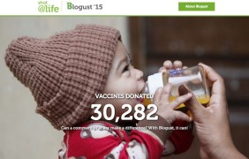 #Blogust – All About @ShotAtLife