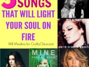 5 Songs to Light Your Soul on Fire