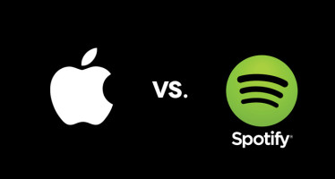 Apple vs. Spotify: The Stream Music Battle