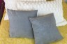 Make Pillows from a Throw Blanket