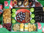 Game Day Snack Station