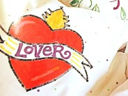 Coloring Book-Inspired Valentine Pillowcase