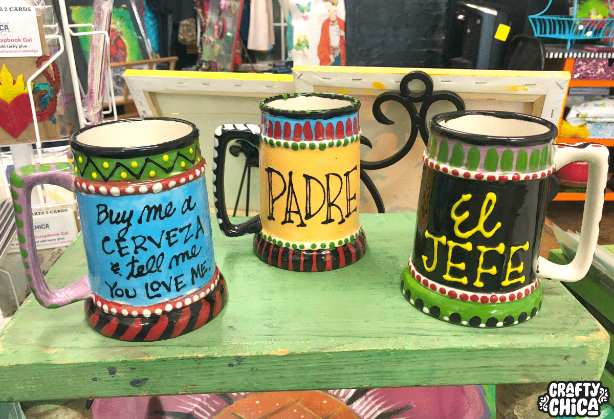 Father's Day Beer Steins