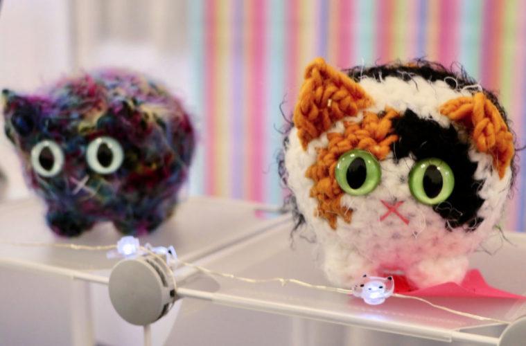 Dorklandia - 10 CatCon Creators #craftychica #catcon #catcrafts #catmakers