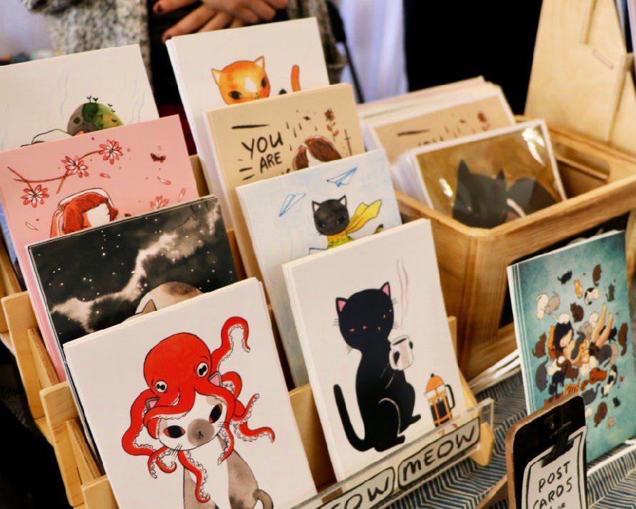 Stasia Burrington - 10 CatCon Creators #craftychica #catcon #catcrafts #catmakers
