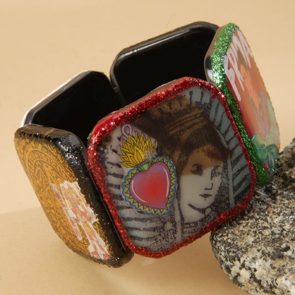 stamped-resin-bracelet