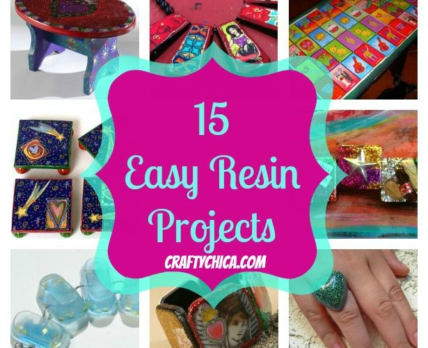 15 resin projects