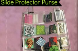 Slide protector purse by craftychica.com