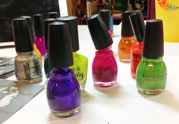 nail-polish-crafts