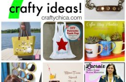 Seven weekend crafty ideas to try!