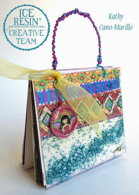 glitter-wire-resin-book-Cra