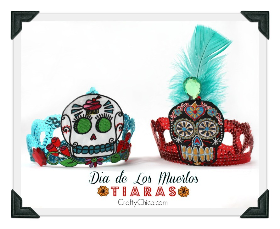 By Kathy Cano-Murillo, CraftyChica.com, featuring appliqués from the Crafty Chica product line!