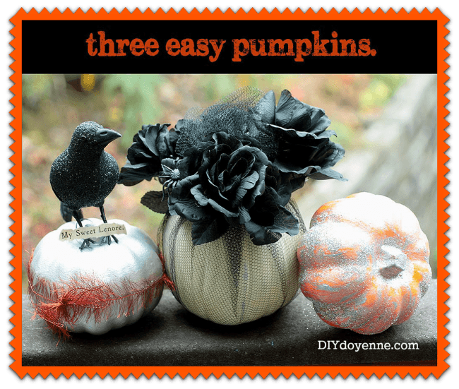 Three-Easy-DIY-Pumpkins