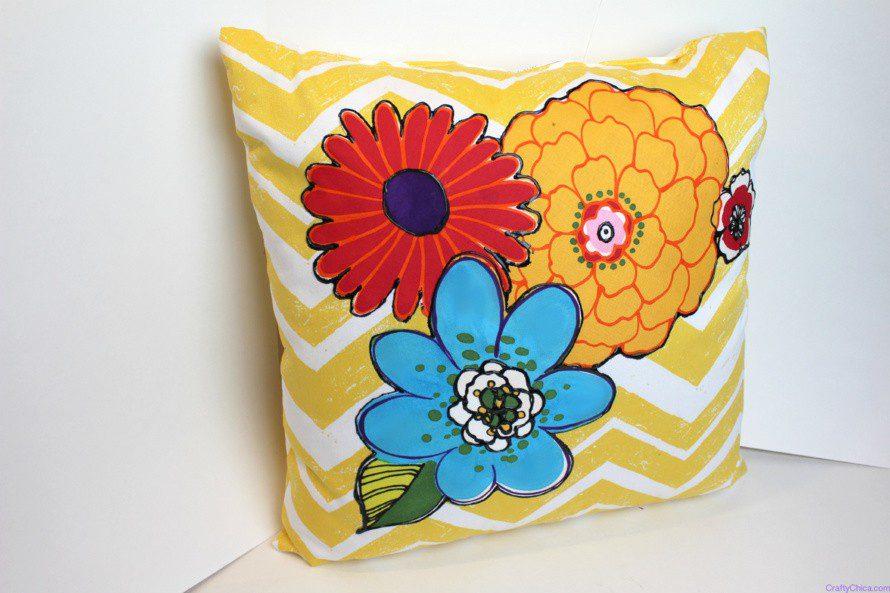 applique pillows8