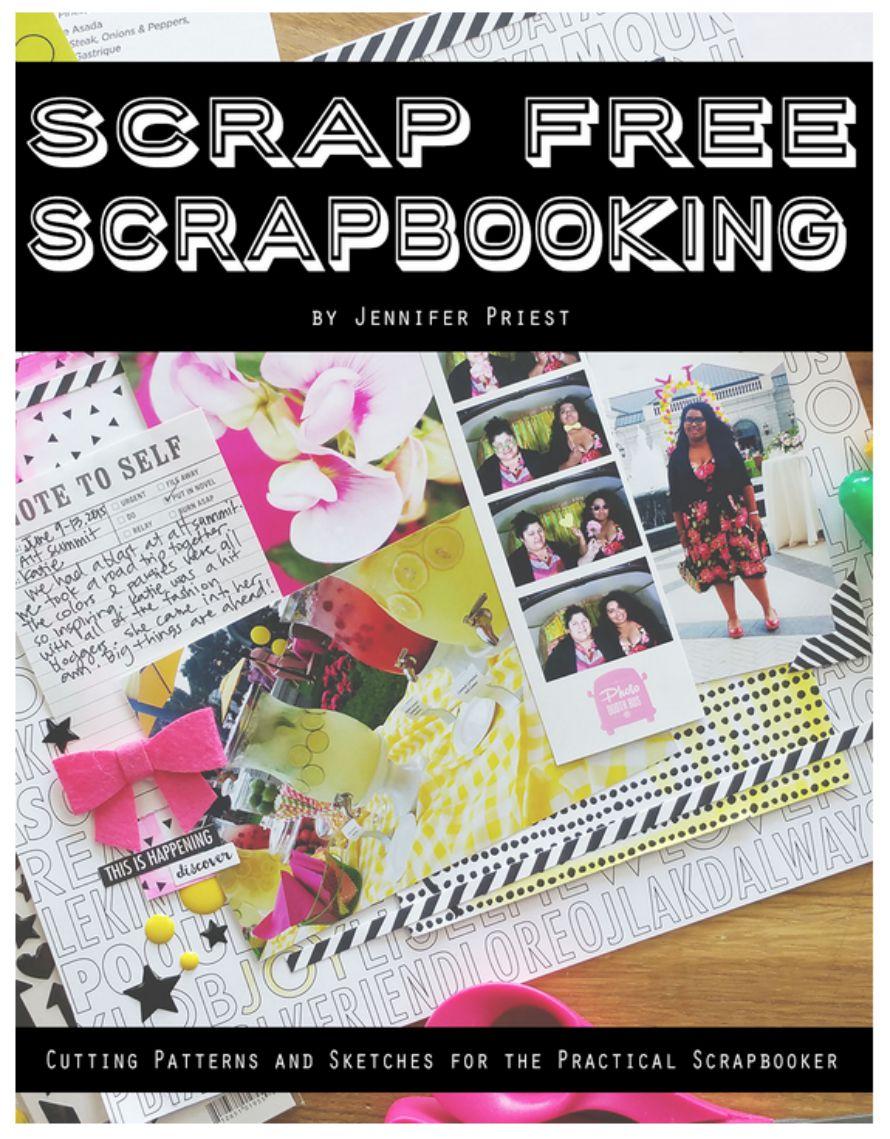 scrap-free scrapbooking